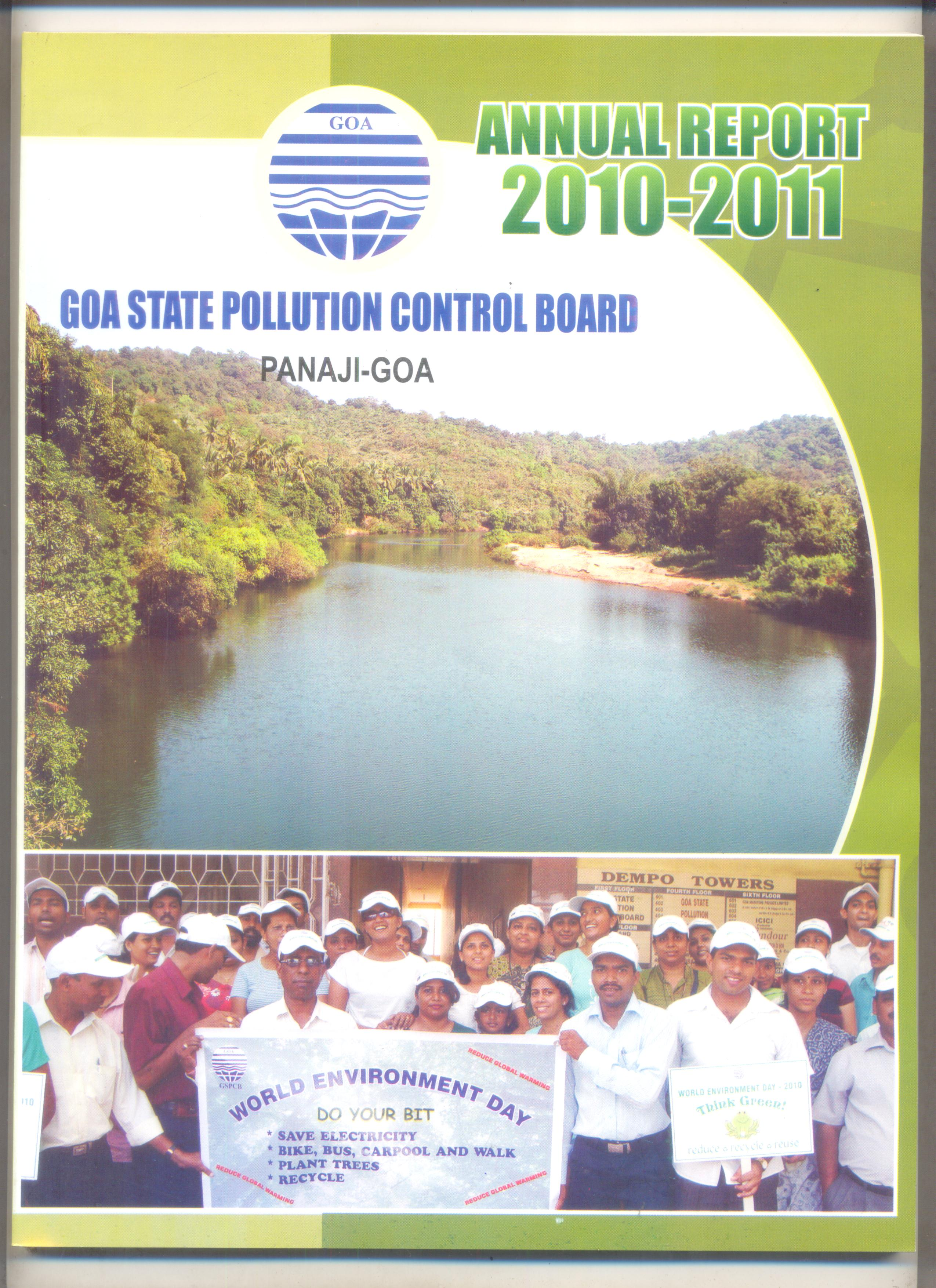 Annual 2010-11Cover Page