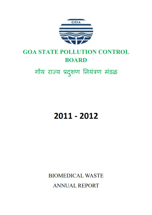 BIOMEDICAL WASTE 11-12