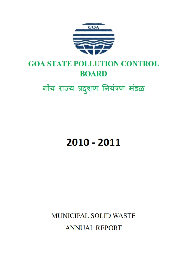 MUNICIPAL SOLID WASTE 10-11