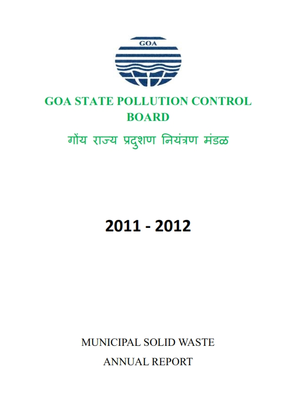 MUNICIPAL SOLID WASTE 11-12