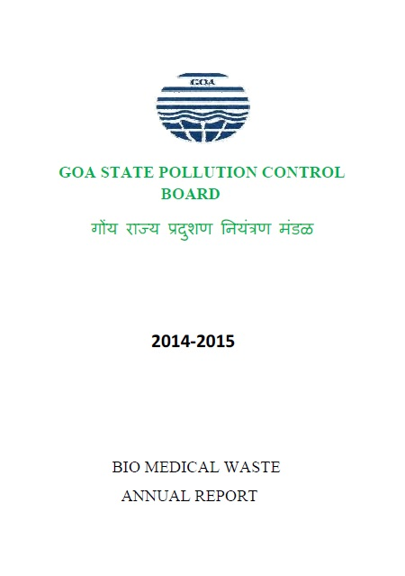 BIOMEDICAL WASTE 14-15