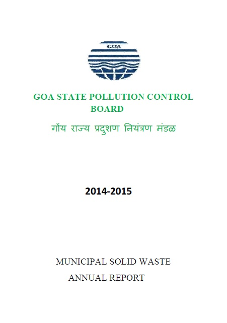 MUNICIPAL SOLID WASTE 14-15